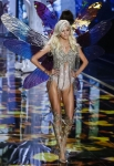 Devon Windsor in the Giant Dragonfly Iridescent Wings