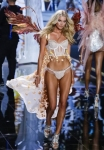 Elsa Hosk in the large Acorn Fairy Wings